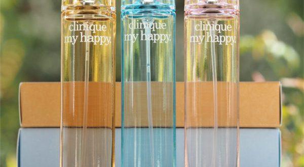 New Clinique My Happy Fragrances | British Beauty Blogger