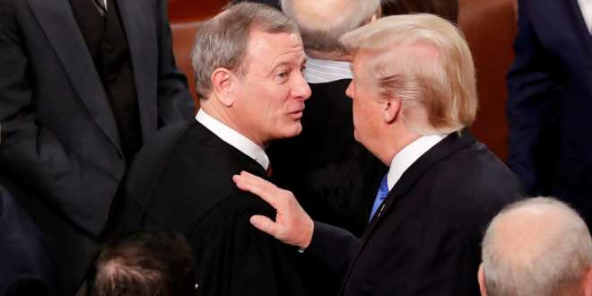 Opinion: Remembering John Roberts' Role in Enabling White Supremacist Voter Repression