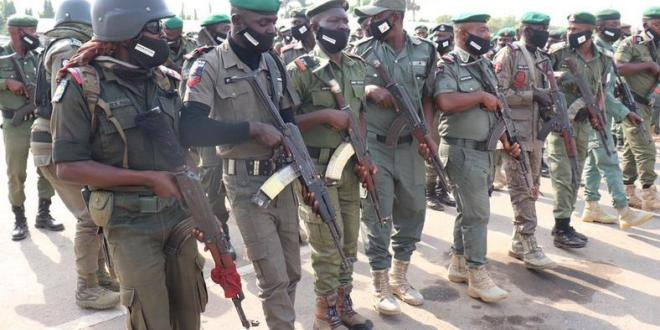 Police kill 3 suspected kidnappers, recover firearms in Niger