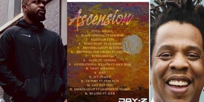 Sarkodie fans fooled into believing Jay-Z has an album featuring Ghanaian rapper