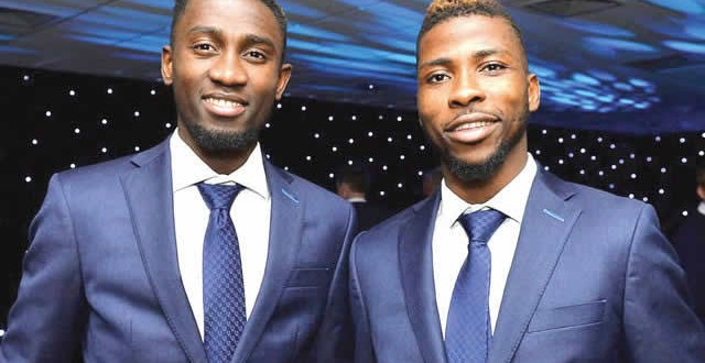 Super Eagles players Kelechi Iheanacho and Wilfred Ndidi named in Premier League team of the month