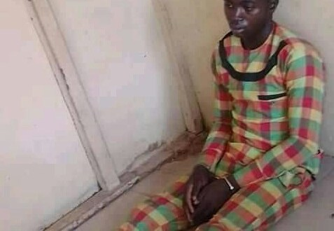 Suspected kidnapper arrested in Nasarawa State allegedly confesses to selling children for N1000 each