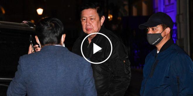 Video: Myanmar's Ambassador Locked Out of London Embassy