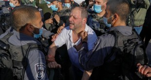 Video shows police beating Israeli politician in Jerusalem