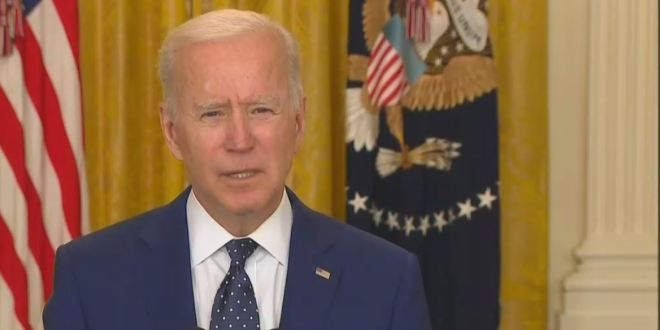 With A Spine Of Steel, Joe Biden Defends America And Puts Putin In His Place
