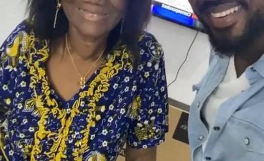 Actor Eddie Watson loses mother (video)