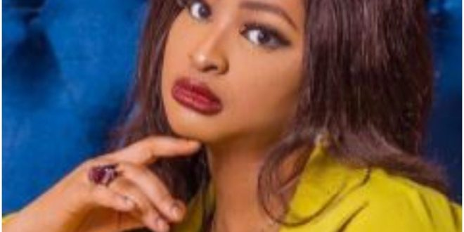 Actress, Etinosa Shows Off New Sex Toy Weeks After Her Second Marriage Crashed