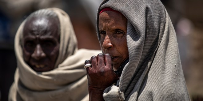 Ethiopia accuses US of meddling after sanctions over Tigray