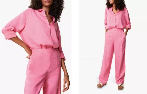 Friday Treat : Linen Shirts   British Beauty Blogger