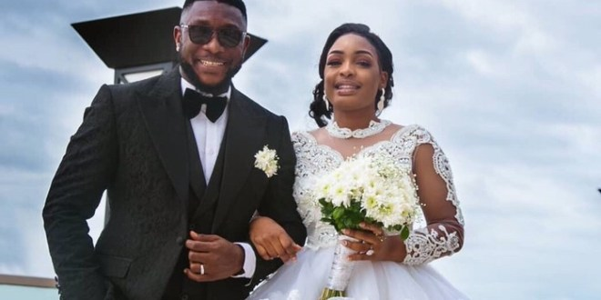 ''It will end in praise''- Movie producer, Tchidi Chikere, writes amidst rumors that his marriage to Nuella Njubuigbo has crashed