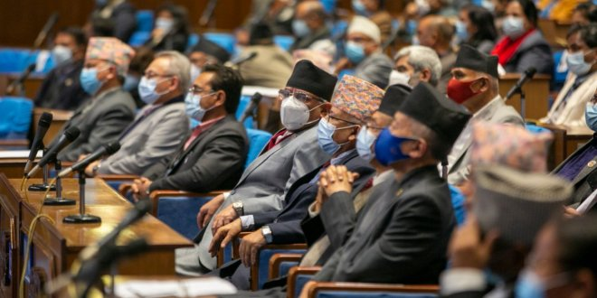 Nepal president dissolves parliament, new election in November