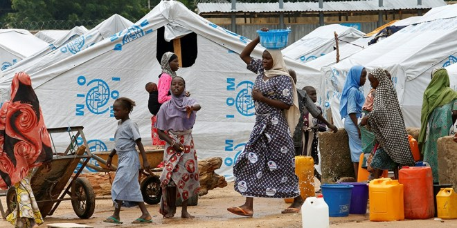 Number of IDPs in the world reaches record high of 55m