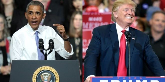 Obama Calls Trump 'Racist, Sexist Pig' And 'Motherf*****' According To New Tell-All Book
