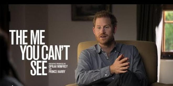 Prince Harry debuts new trailer for docuseries on mental health 'The Me You Can't See'