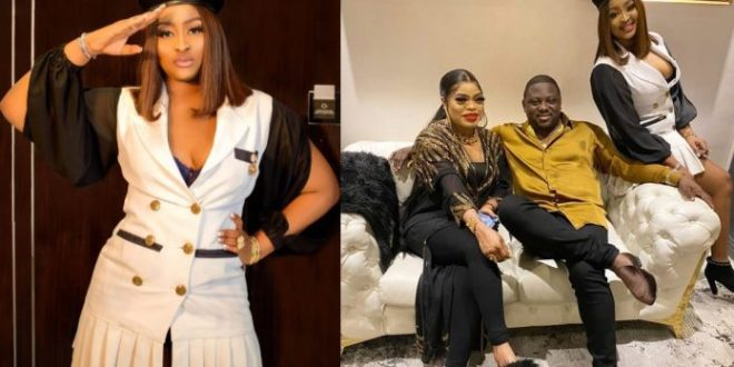 """Reactions as Etinosa refers to Bobrisky as """"man"""" - The Nation"""