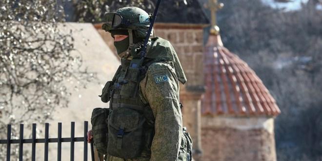 Russia offers to help demarcate Armenia-Azerbaijan border