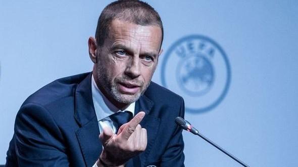 'Super League rebels Juventus, Real Madrid and Barca have paralysed themselves' - UEFA president Aleksander Ceferin