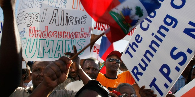 US to extend temporary deportation protection to Haitians