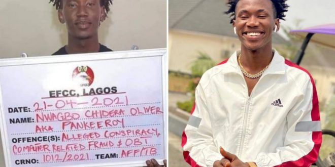 Why EFCC Rearrested Me – Popular Comedian Pankeeroy Opens Up