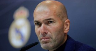 Zinedine Zidane to leave Madrid at the end of the season