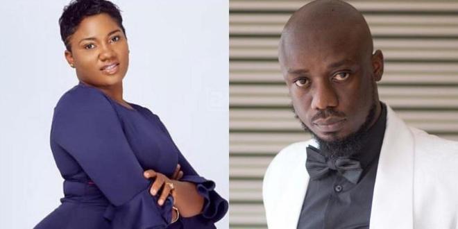Abena Korkor shames Eugene Nkansah with screenshot of him begging to lick her (VIDEO)