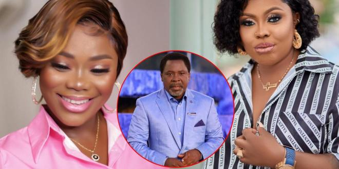 Amass wealth while alive, stop fooling on social media - Afia Schwarzenegger shades Akua GMB (WATCH)