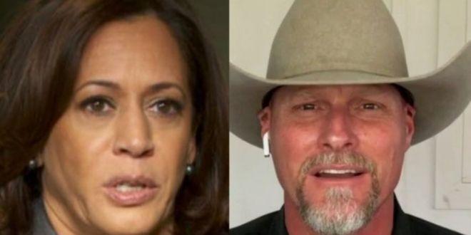 Arizona Sheriff Blasts Kamala Harris – Says She's Shown She's 'Not The Right Person For The Job' At The Border