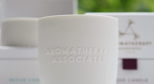 Aromatherapy Associates Candles Review | British Beauty Blogger