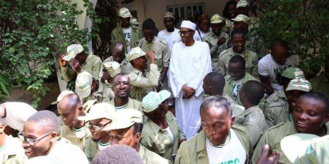 Buhari plans internship programme for post-NYSC graduates