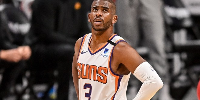 Chris Paul COVID-19 updates: Suns star tests positive, per report; Status uncertain for Western Conference finals