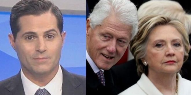 Coronor Releases New Details About Alleged Suicide Of Clinton Tarmac Reporter Christopher Sign