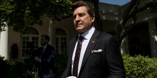 Eric Bolling, a Trump ally, is set to host a new cable show on Newsmax.