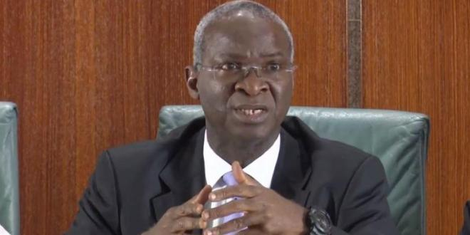 Fashola explains why FG is borrowing to expand infrastructure