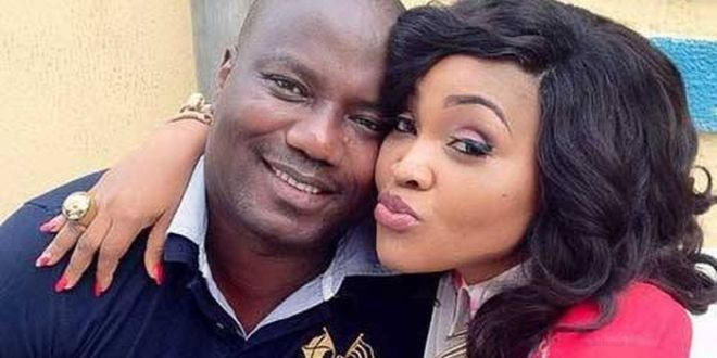 Father's Day Turns Dirty For Mercy Aigbe, Estranged Husband
