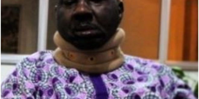 How I Became Crippled After My NDLEA Encounter- Baba Suwe Opens Up