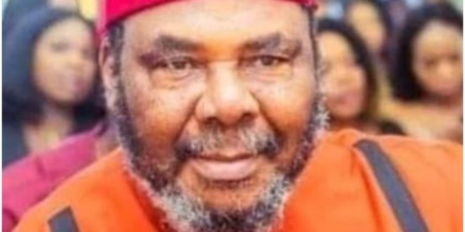 How Veteran Actor, Pete Edochie Raised His 6 Children With Only 4 Pairs Of Trouser