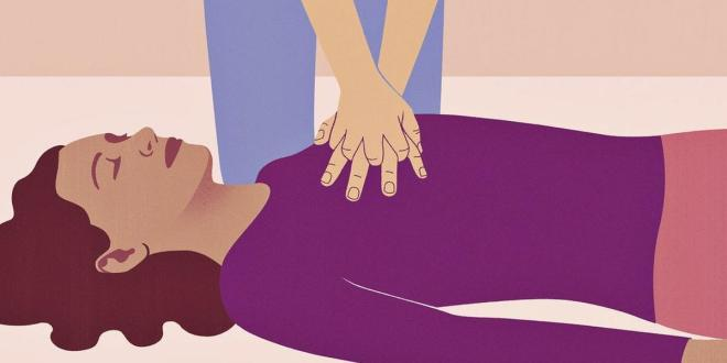 How Tos: How to save a life by doing CPR