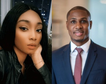 """""""If I decide to take everything today, nothing de happen""""- Jude Ighalo's wife, Sonia, replies trolls who say she is pained for calling him out"""