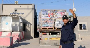 Israel allows limited Gaza exports, one month after truce