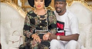 Lizzy Anjorin, husband kick off baby dedication with 10 cities tour | The Nation