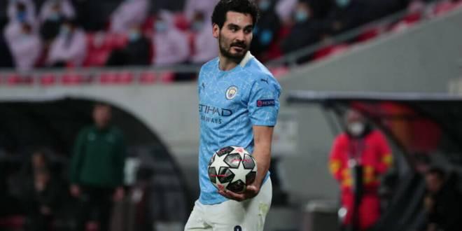 Manchester City have no plans to sell Ilkay Gundogan amid Barcelona interest | Sportslens.com