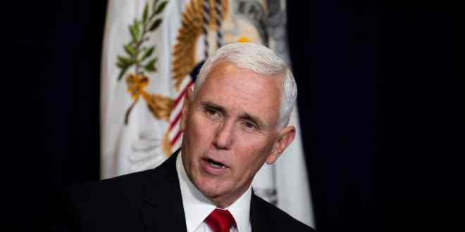Mike Pence Wants to Run for Office in 2024, But Experts Say Trump Fans Will Never Forgive Him