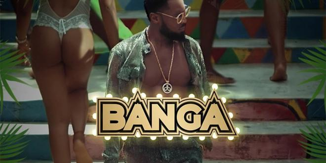 Moet Abebe dishes sexy energy in D'Banj's new video for, 'BANGA'