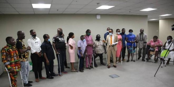 NDDC recruits 12 physically impaired youths in Niger Delta