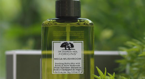 Origins Mega Mushroom Soothing Hydra-Mist   British Beauty Blogger