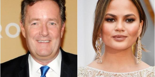 """Spare me your crocodile tears"" Piers Morgan slams Chrissy Teigen?s ""sham"" apology for trolling"
