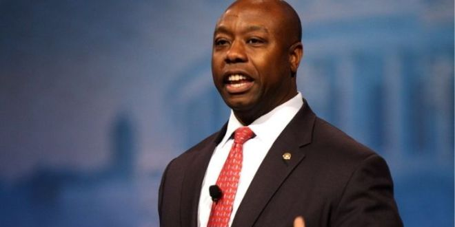 """Tim Scott Stars In GOP 'Our Finest Hour' Campaign Ad Ripping Democrats' """"Socialist Dreams"""" Agenda"""