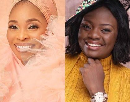 """""""Tope Alabi is our mother"""" Yinka Alaseyori finally breaks her silence after her song """"Oniduro Mi"""" was criticized (video)"""