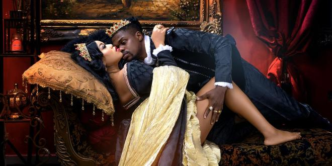 Toyin Lawani releases pre-wedding photos ahead of nuptials with photographer fiance