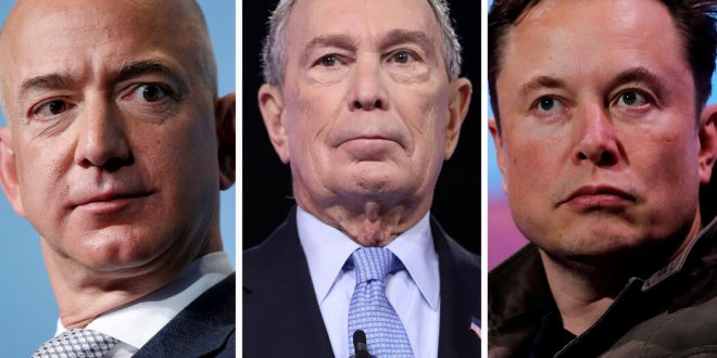 Wealthiest Executives Paid Little to Nothing in Federal Income Taxes, Report Says